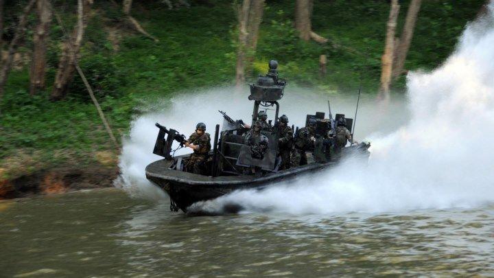 Вниз по реке / Военный.(2018)