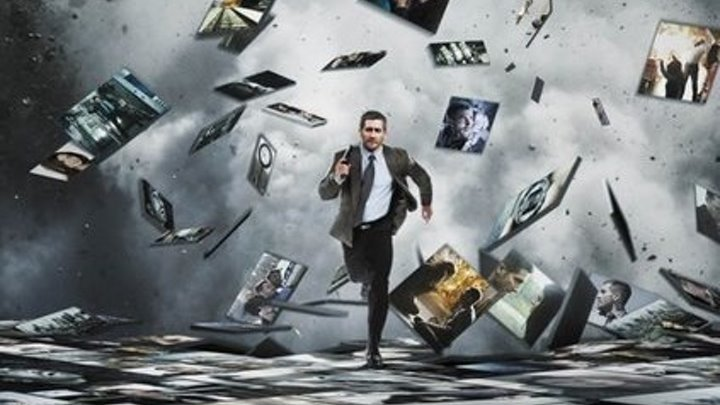 Исходный код (2011) фантастика боевик