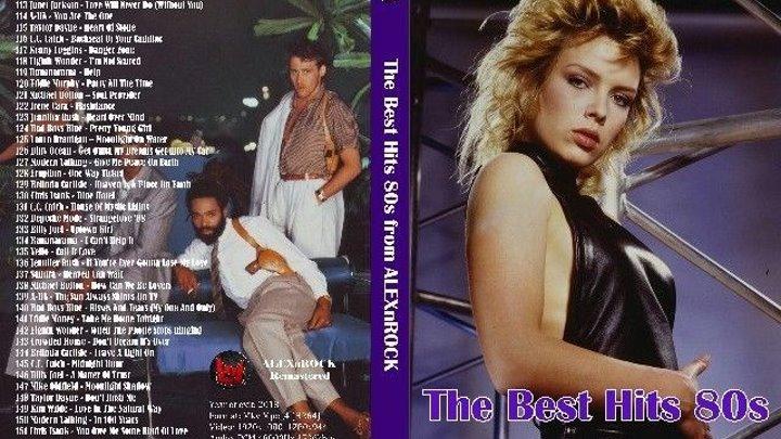 The Best Hits 80х.720р. часть 3