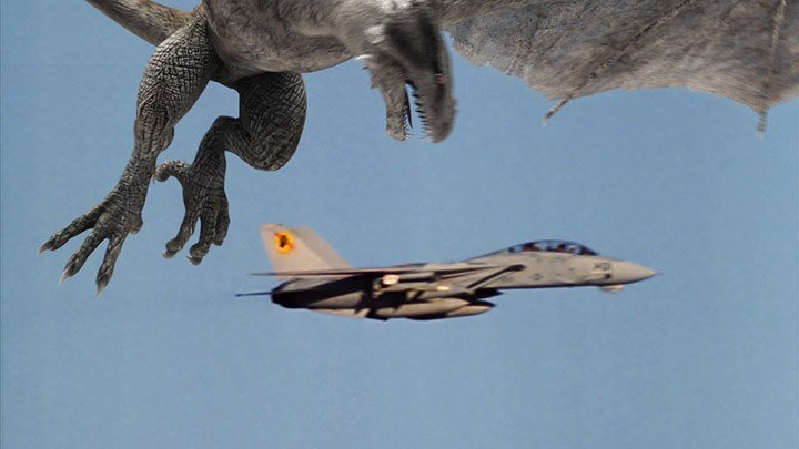 Рептизавр HD(фантастика)2OO9
