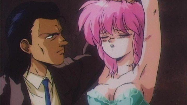 BURN UP! - 1991 год [RUS озвучка] (боевик, аниме эротика, этти,ecchi, не хентай-hentai)