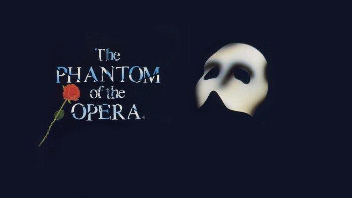 Призрак Оперы (1990, 1 серия, драма, мистика, музыка)
