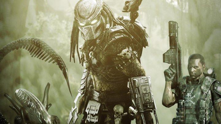 Инопланетный хищник / Alien Predator (2018)