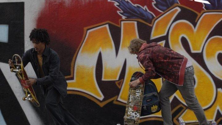 На скейте от смерти. боевик