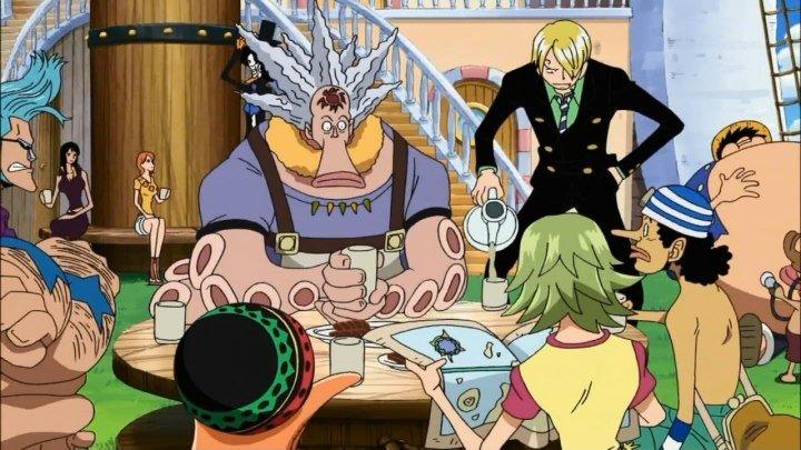 One Piece 390 серия