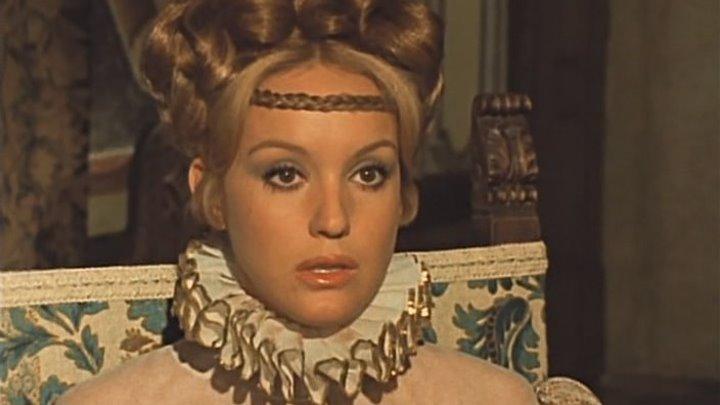 """""""Графиня де Монсоро"""" (Франция,1971) Все серии."""