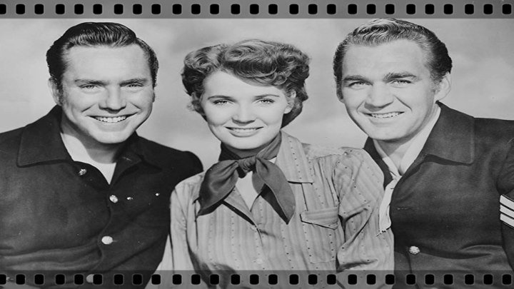 Warpath (1951) Edmond O'Brien, Dean Jagger, Forrest Tucker, Harry Carey Jr., Polly Bergen