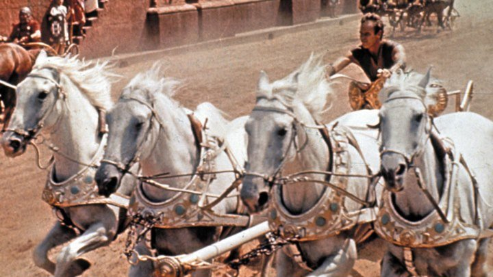 Бен-Гур / Ben-Hur / 1959 / DVDRip