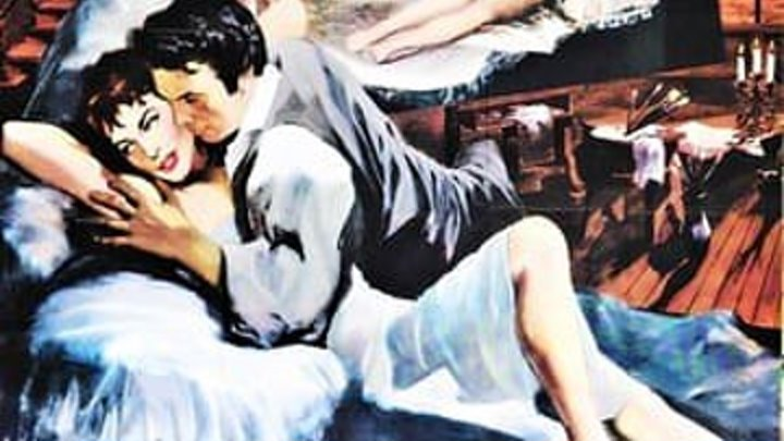 "х/ф ""Обнажённая Маха"" (Италия,1958) Советский дубляж"