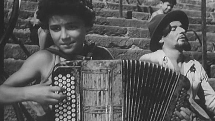 """х/ф """"Прелюдия славы"""" (Франция,1949) Советская прокатная копия"""