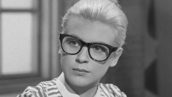"""х/ф """"Приключения учительницы"""" (Финляндия,1960) Советский дубляж"""
