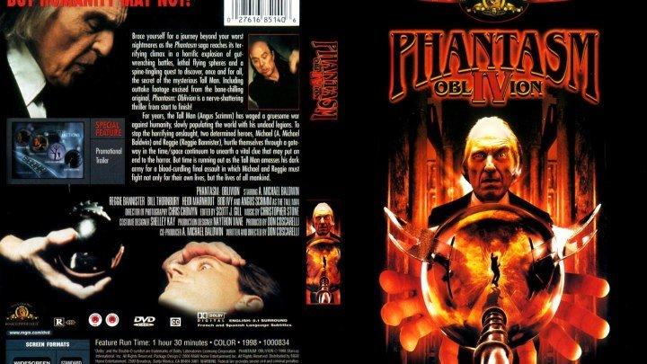 Фантазм 4 Забвение (1998) ужасы, фантастика,