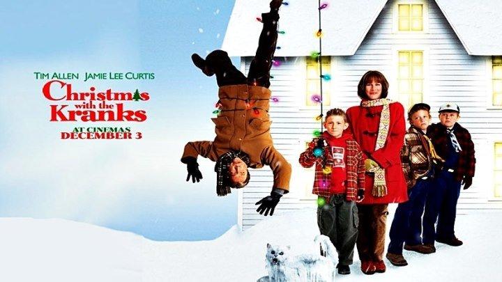 Рождество с неудачниками (2004) - комедия, Семейный