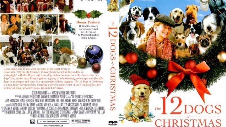 12 рождественских собак (2005) - Семейный