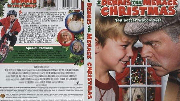 Деннис – мучитель Рождества (2007) - фэнтези, комедия, Семейный