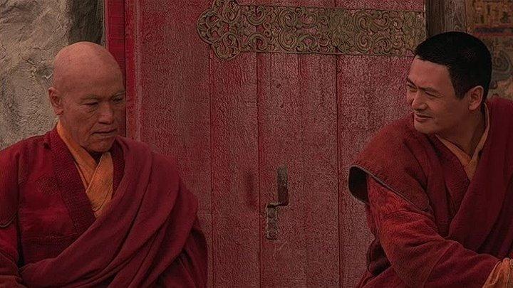 Пуленепробиваемый монах (2003) фэнтези, боевик, мелодрама, комедия