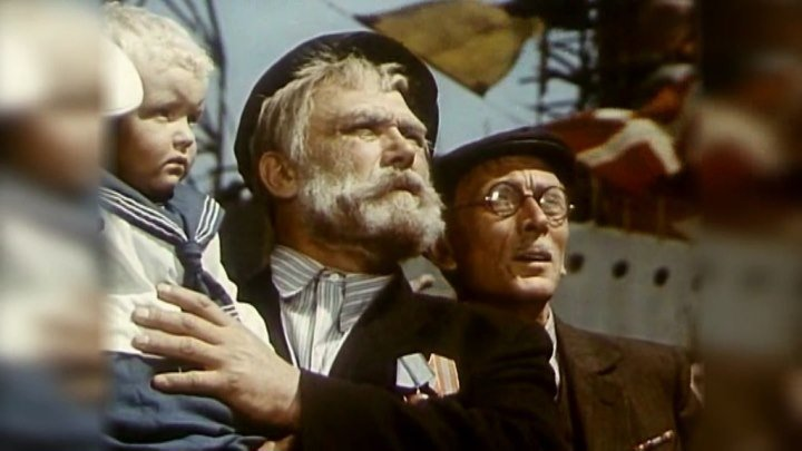 Большая семья.1954