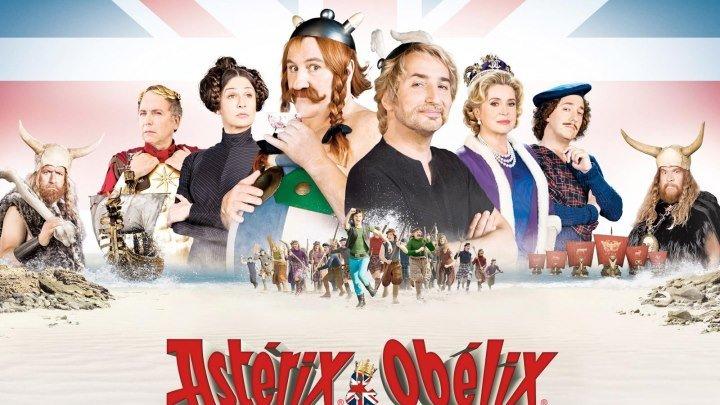 Астерикс и Обеликс в Британии