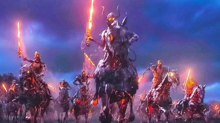 Рождённый стать королём — Русский трейлер #2 (2018)