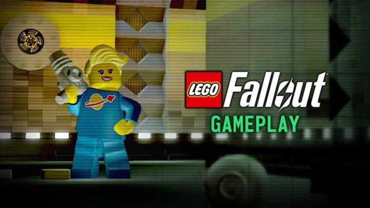 LEGO Fallout - Gameplay Trailer