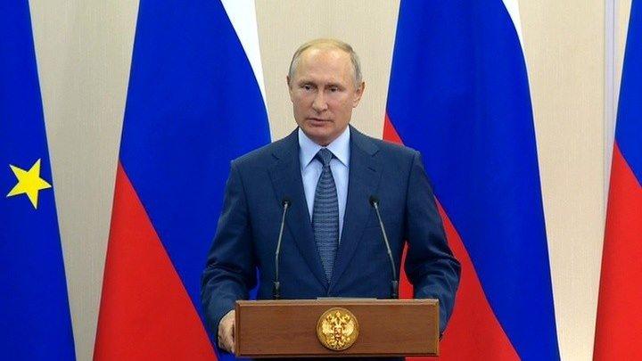 Путин о встрече с Трампом: никто не рассчитывал за два часа разрешить все спорные вопросы