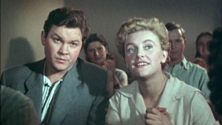 Ретро СССР: Доброе утро.1955.(драма+комедия)