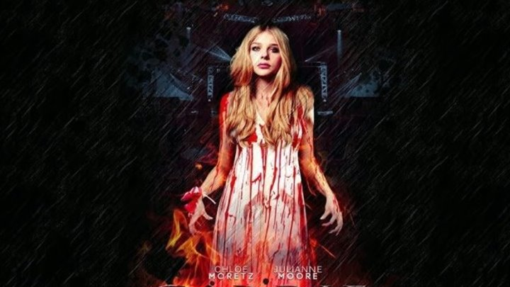 Телекинез НD(триллер, ужасы, драма)2013