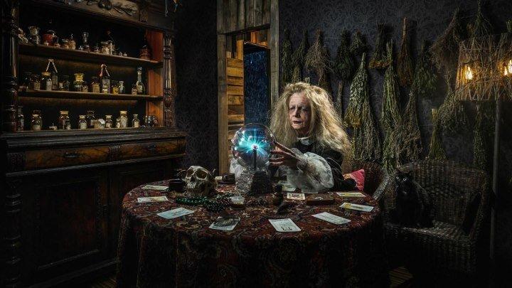 Дом ведьм _ Witchouse (1999) ужасы