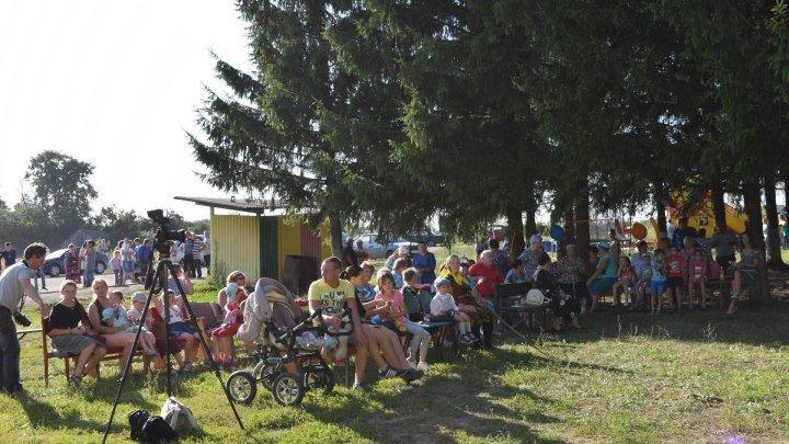 День села Спешнево - 11.08.2018г.