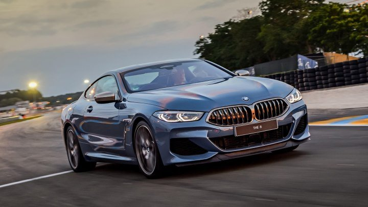 2019 BMW M850i Coupe – Коробка Передач™