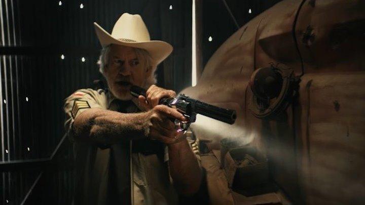 Техасский хлопок (2018) Детектив, Вестерн, Криминал