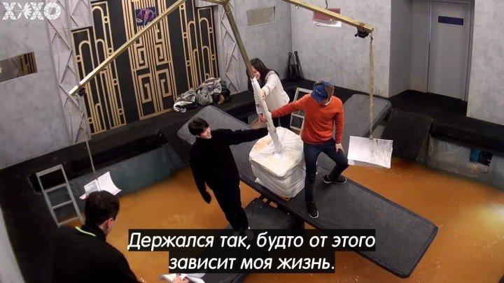 [РУСС. САБ] 180601 'Busted! / Попался!' S1E10 - Исчезновение К