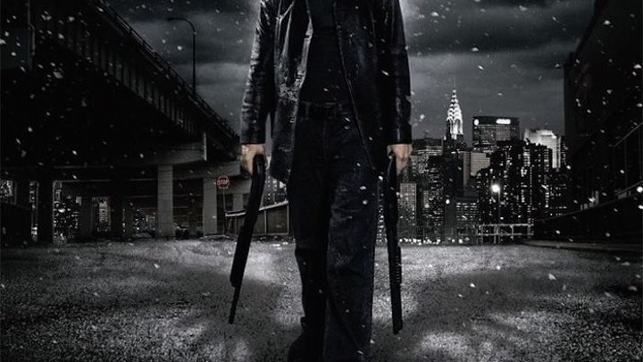Макс Пэйн (2008) боевик