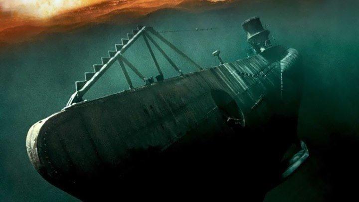 Подводная лодка Ю-571. боевик, военный, ..