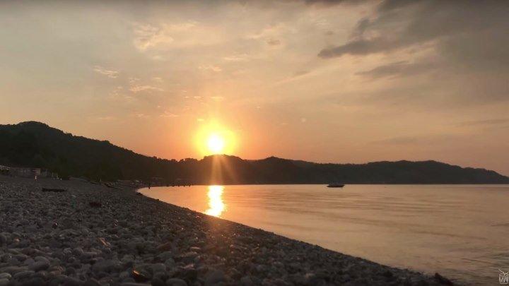 #дикийДикийюГ Пицунда Аэросъемка Абхазия 2018 честные отзывы, цены на продукты и проживание, йога на Черном море в поселке Лдзаа рыбзавод #MW_I