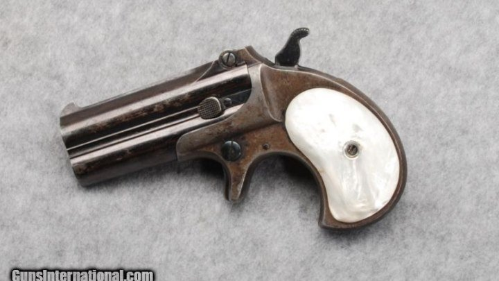 Remington 1866 Derringer