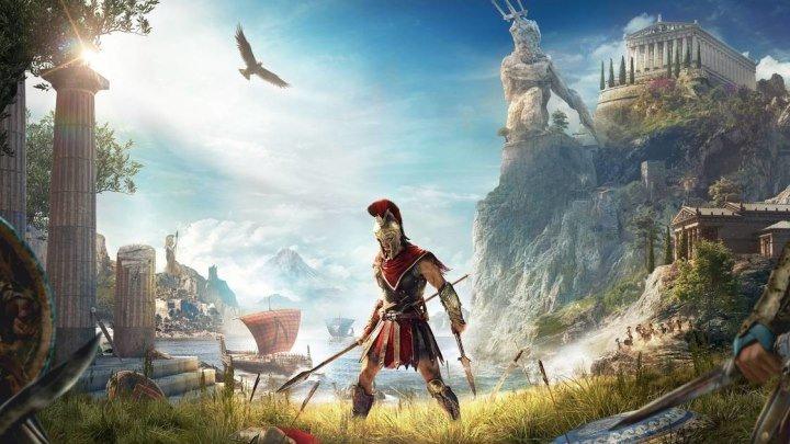 Это СПАРТА! - Assassin's Creed Odyssey
