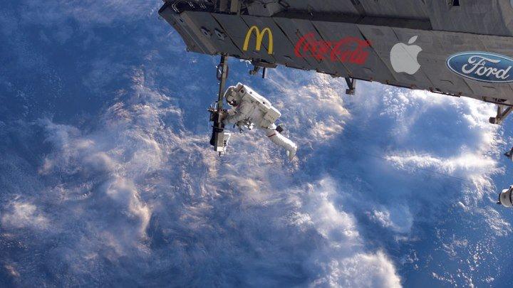 Плоская Земля - широкоугольный объектив, фотошоп от NASA, пуск самодельной ракеты