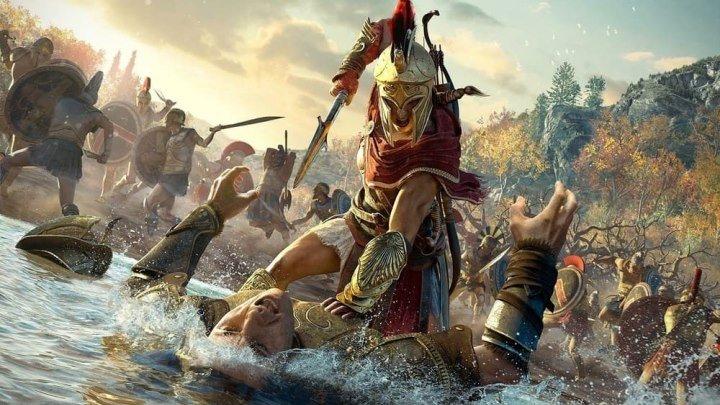 Сегодня...не умрёт ни один спартанец! - Assassin's Creed Odyssey #2