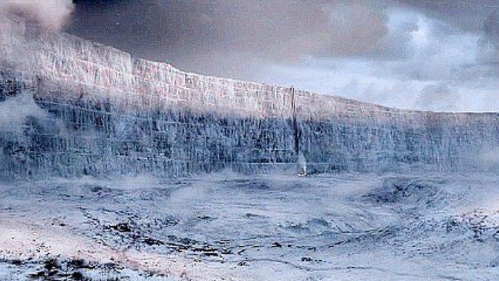 Ледовый Барьер на Краю Света - Карантин от людей