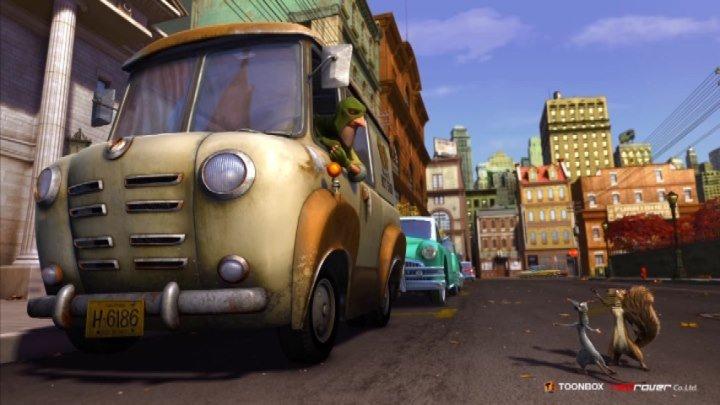 Орехи и грабители_3D_2011