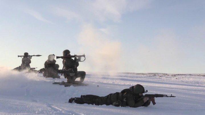Арктический мотострелок