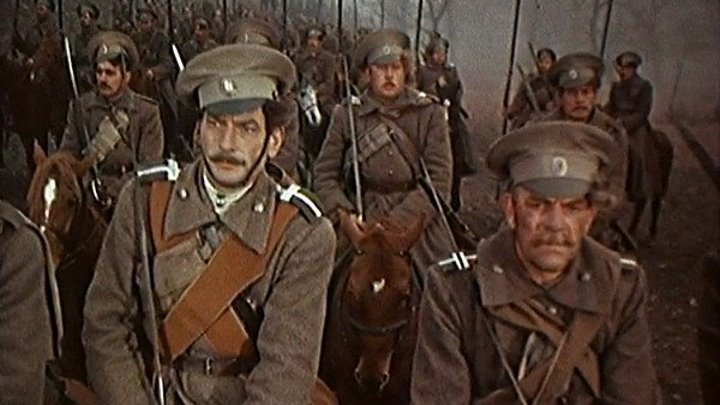 Тихий Дон (1957) 2 серия