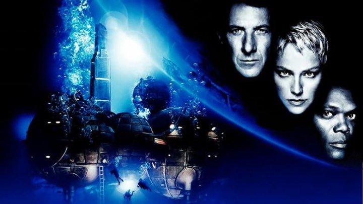 Сфера (1998) HD 1080р Детектив, Триллер, Ужасы, Фантастика