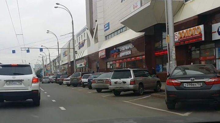 """Торговый центр """"Зимняя Вишня"""" Кемерово, сентябрь 2014."""