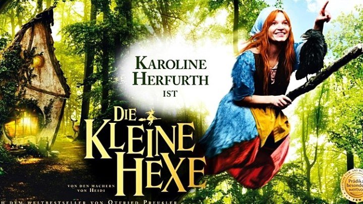 Маленькая ведьма / Die kleine Hexe (2018) - фэнтези, драма, комедия, Семейный