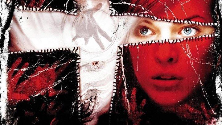 Обитель зла (2002) HD 1080p Боевик, Триллер, Ужасы, Фантастика