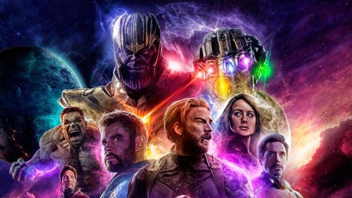 Мстители: Финал - Русский тизер-трейлер (2019)