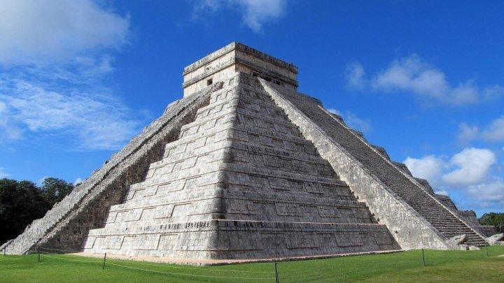 На земле племени Майя (Чичен-Ица, Мексика)