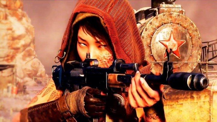 🔴 Метро: Исход / Metro: Exodus — Русский сюжетный трейлер игры (2019)